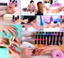 Uñas con color y brillo por más tiempo
