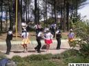 Ballet Auza-Arnez se present� en Tarija