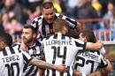 Calcio: Juventus se consagra campeón en Italia