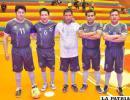 SeLA B superó a Editorial Universitaria en fútbol de salón de la Adapo