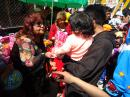 Diputada Yañiquez entregó juguetes a niños de recintos penitenciarios