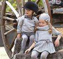 Solo chiquis Moda infantil para este otoño - invierno 2015