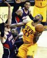 Cleveland a un triunfo de la corona