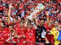 Sevilla vuelve a ganar la Copa UEFA
