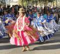 Tres mil bailarines y más de 50 conjuntos abren fiesta de Urcupiña