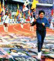 Le dieron el último adiós a Julia Iriarte en Cochabamba