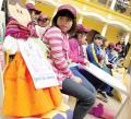Niños presentan reglamento para Comité Departamental