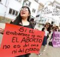 Activistas: El plan para aborto legal es sólo un paso