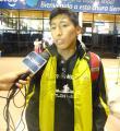Wilmar Quispaya clasificó al Panamericano de Triatlón
