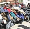 Aduana advierte que subirán costos para traer ropa usada
