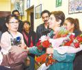 Colectivo ciudadano que apoy� a Amalia Pando, expresa indignaci�n por comportamiento del directorio de Erbol