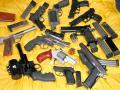 Desde ayer, se registran armas de fuego civiles