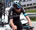 Vuelta a España: Chris Froome se rindió
