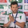 Raldes: Saldremos a borrar la mala imagen del 5-0 en Mendoza