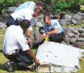 París certifica que los restos pertenecen al vuelo MH370