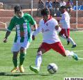 Corque FC termina con el invicto de Gualberto Villarroel