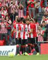 Athletic Club sufre para remontar