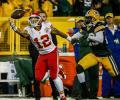 NFL: Top 5 de las mejores recepciones de la NFL este comienzo de temporrada