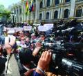 Periodistas: Modificar la Ley de Imprenta implica ajustar la CPE