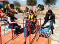 Comuna promueve primer parque inclusivo en Sopocachi