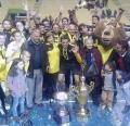 San Martín es tricampeón