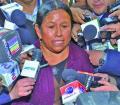 La Fiscalía pidió detención preventiva para Achacollo