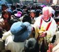 """El Alto se siente """"huérfano"""" tras la partida del padre que lo ayudó"""