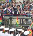 Evo: Países con FFAA imperialistas son indignas