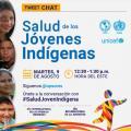 La OPS convoca a un ?tweetchat? sobre la temática indígena