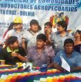 El MAS en Santa Cruz cierra filas en defensa del presidente Morales
