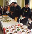 Feria Gastronómica promueve nuevos sabores y creatividad