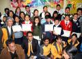 Alcaldía posesiona a primer Comité Niño y Adolescente