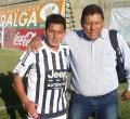Abdón Reyes se alista para el final de su carrera en el fútbol