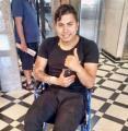 Quiñonez retorna hoy de Buenos Aires