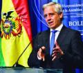 """García Linera llama """"trasnochados e ignorantes"""" a quienes dicen que Bolivia vive en dictadura"""