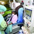 280 enfermos renales reciben hemodiálisis gratuita en La Paz