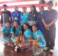 San Martín representará a Tarija en el nacional de futsal femenino