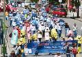 Prueba r�pida de VIH moviliz� a cientos de pace�os en el centro
