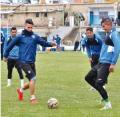 Bol�var recibe a Sport Boys, en el duelo de t�cnicos vascos