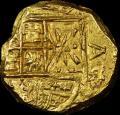 A la venta 224 monedas de oro procedentes de galeón español hundido en EEUU