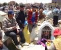Alteños despidieron almas en cementerios