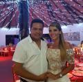 Maricruz Ribera y Luis Revilla esperan a su primer hijo y decidieron que nacerá en La Paz