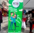 Impulsan campaña contra violencia en parejas jóvenes