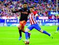 Atlético Madrid gana y mantiene la cuarta plaza