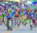 Celebran el Día Mundial del Folclore y destacan riqueza