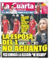 De la hazaña al fracaso, medios chilenos critican la actuación de la roja